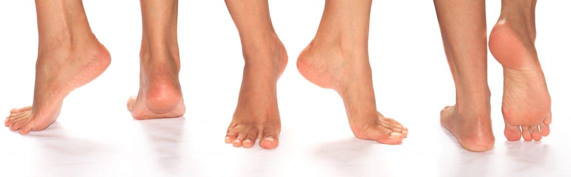 Почему так важно укреплять мышцы стопы