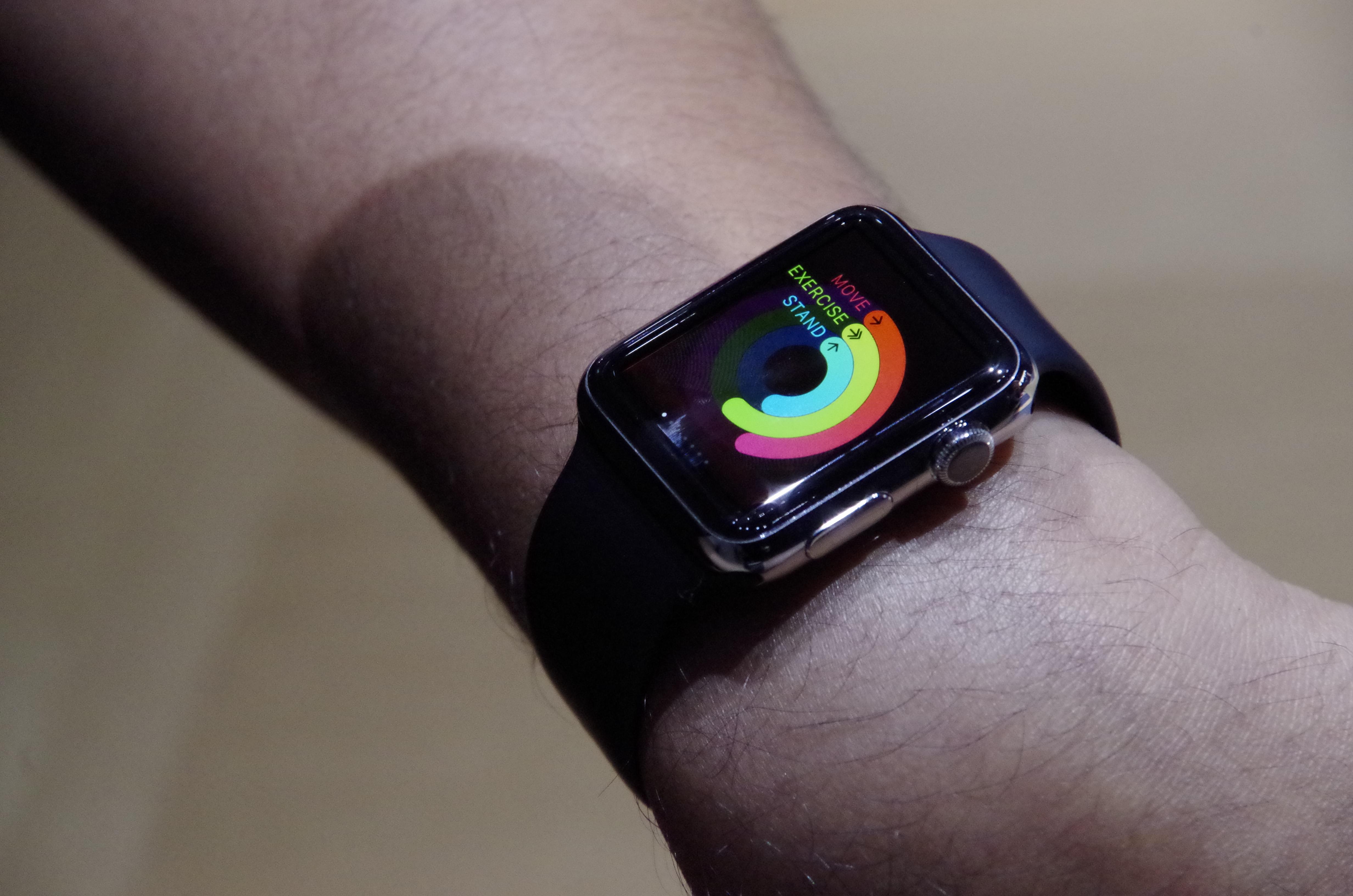Лучшие спортивные приложения для Apple Watch