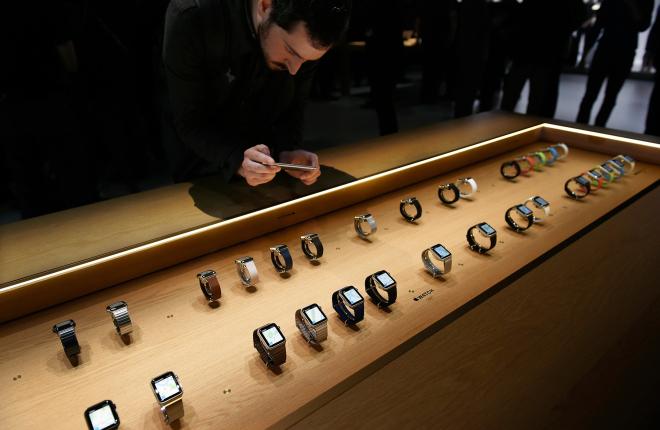 Почему мы не видим очередей за Apple Watch
