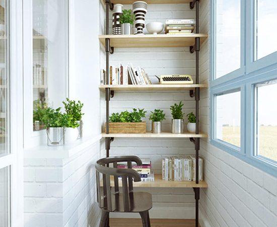 Лучшее оформление балконов и лоджий роскошь и уют.