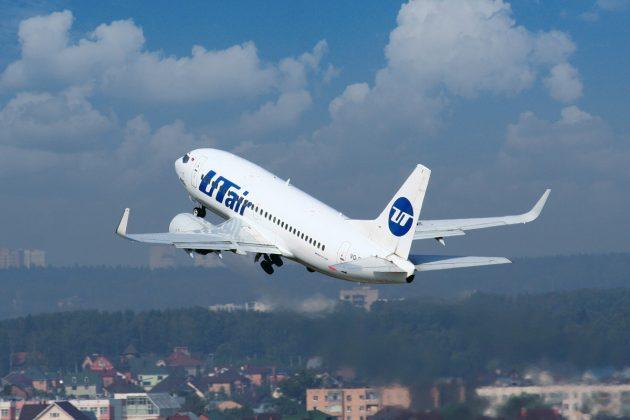Boeing 737-500 авиакомпании Utair