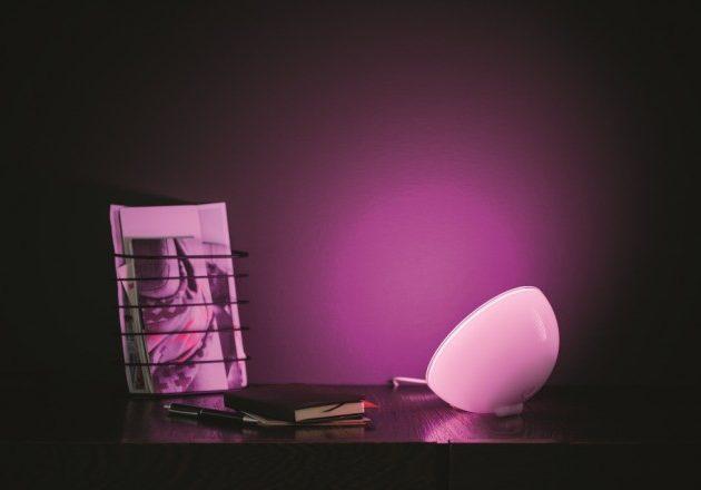 Портативная лампа Hue Go делает дом ярче