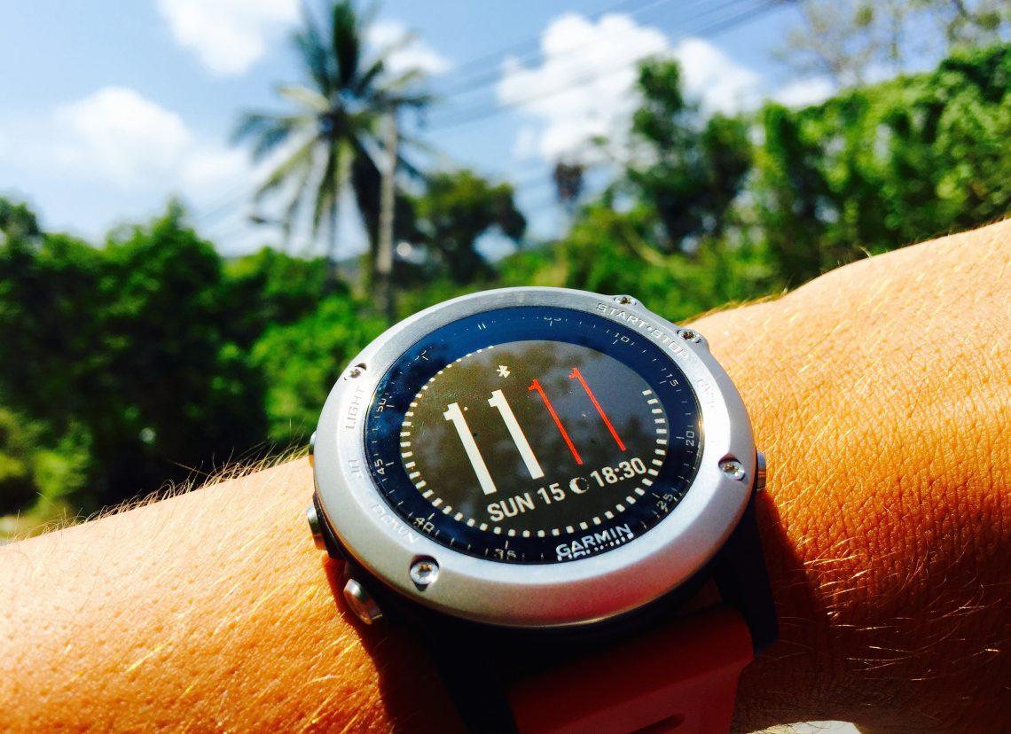 ОБЗОР: Garmin Fēnix 3 — часы для туризма, бега и триатлона