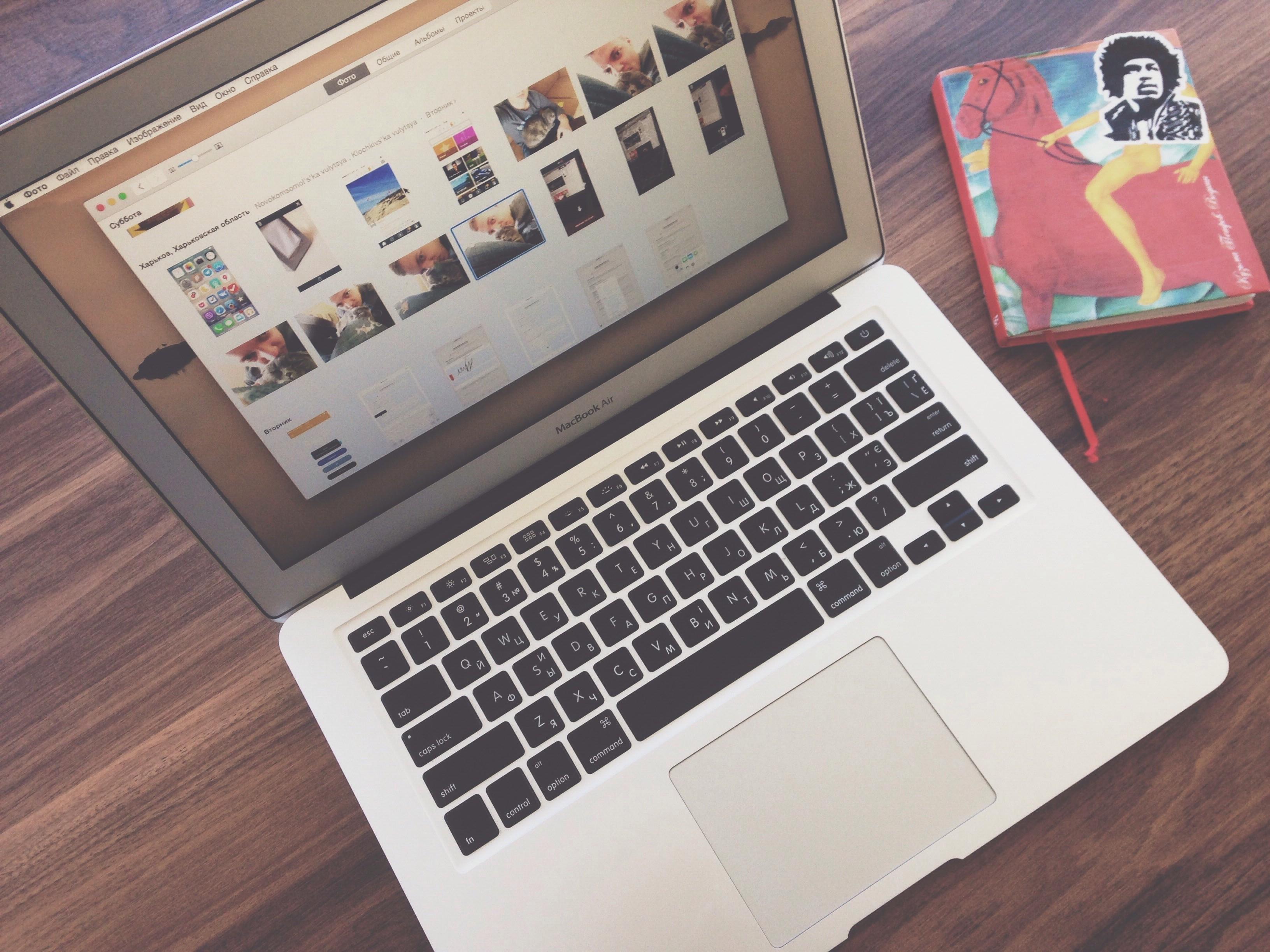 Как пользоваться новым приложением «Фото» для OS X