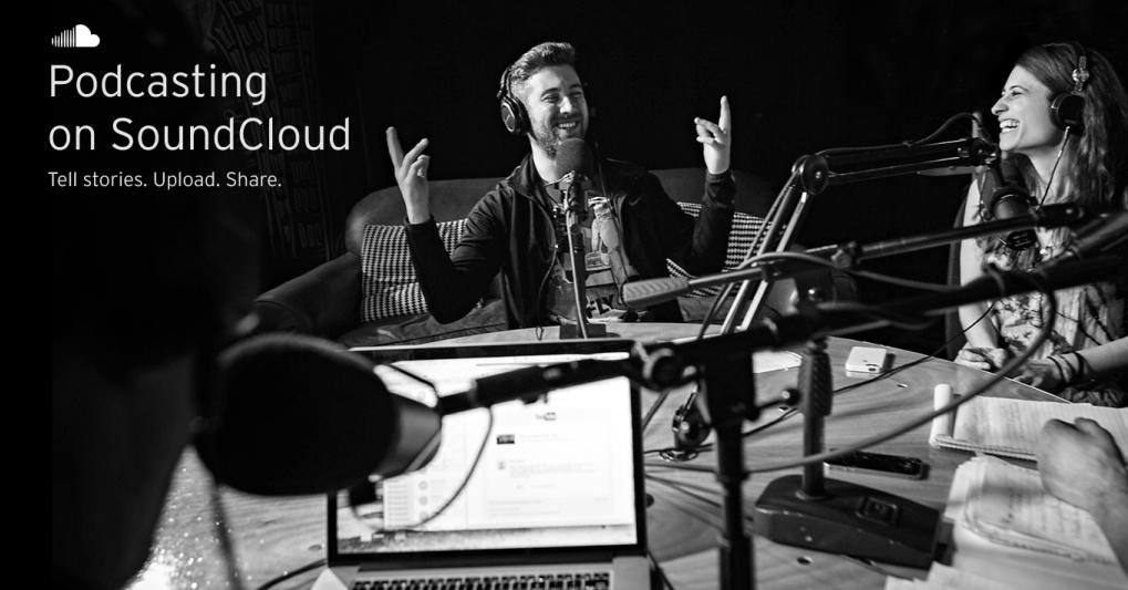 Новый сервис SoundCloud Podcasts упрощает процесс публикации подкастов