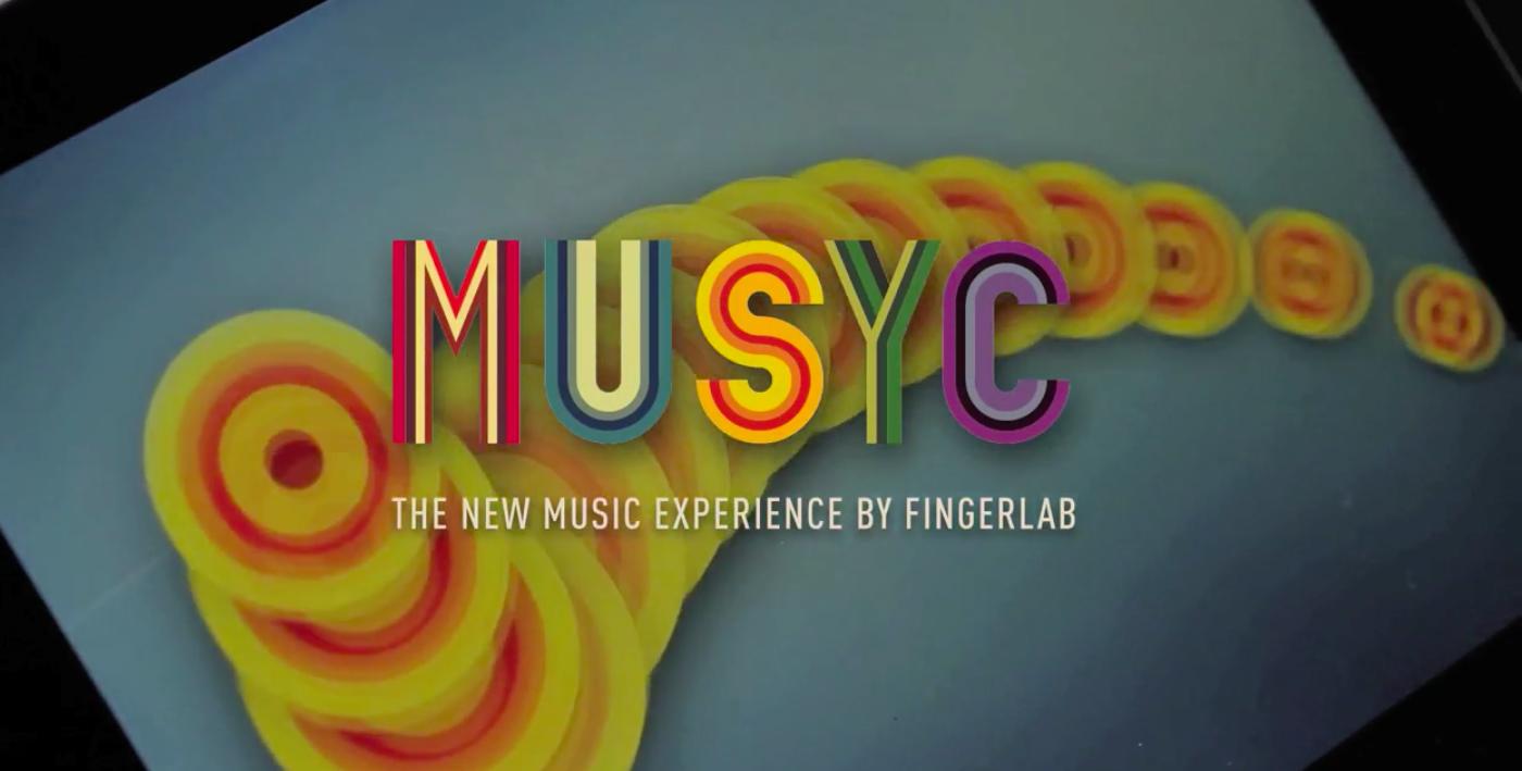 Musyc для iPad — когда для создания мелодии нужен лишь хаос