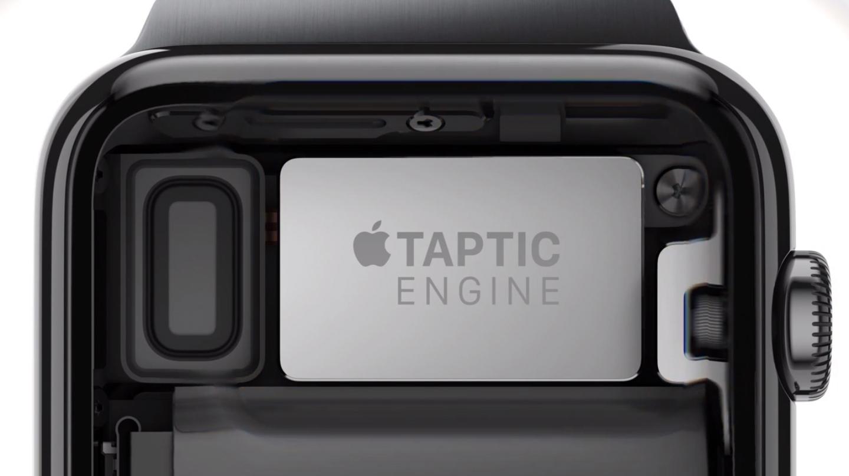 Дефицит Apple Watch связан с проблемами Taptic Engine