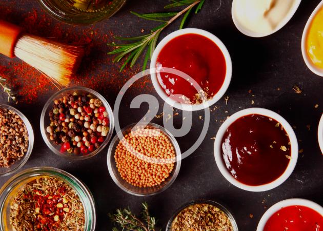 РЕЦЕПТЫ: 20 соусов к шашлыку