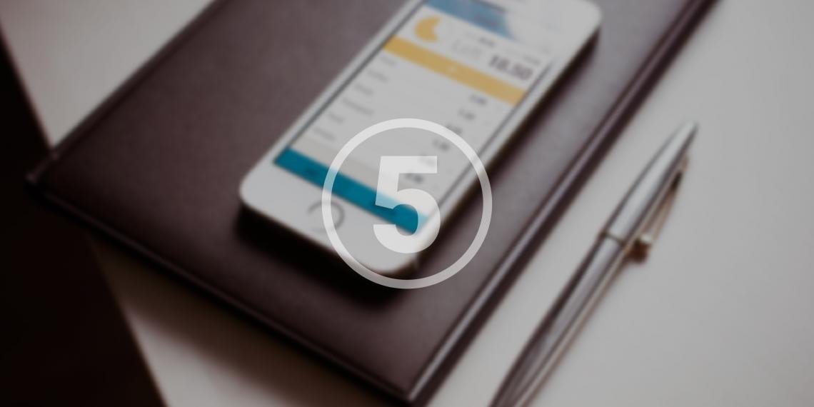 5 iPhone-приложений для ведения финансов