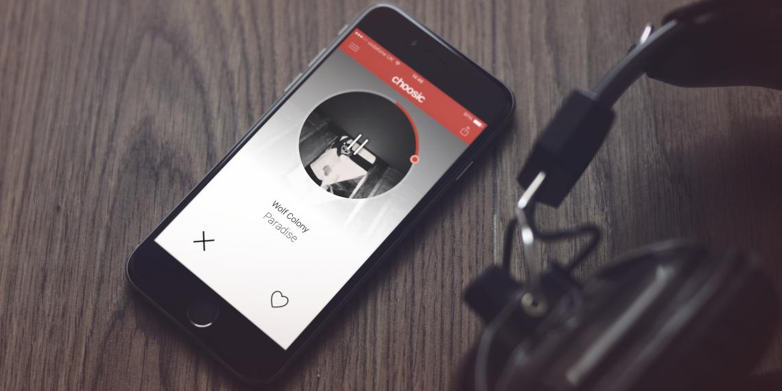 Choosic для iOS — поисковик новой музыки с учётом ваших предпочтений