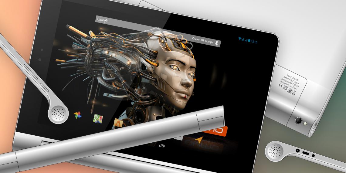 Qumo Yooda — почти как Lenovo Yoga, но дешевле
