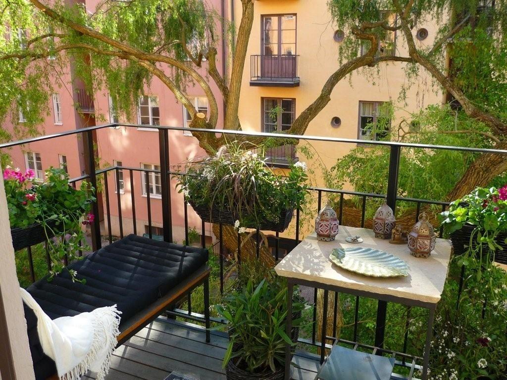 Стул на балкон 134