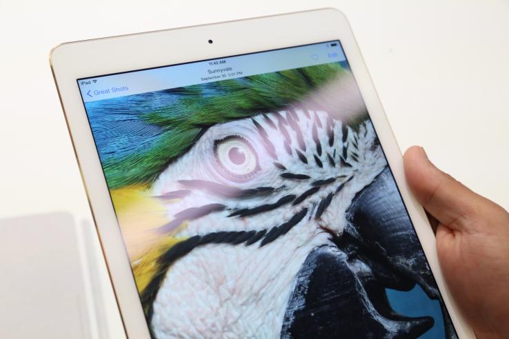 Apple запатентовала iOS-девайсы в качестве устройств ввода для компьютеров