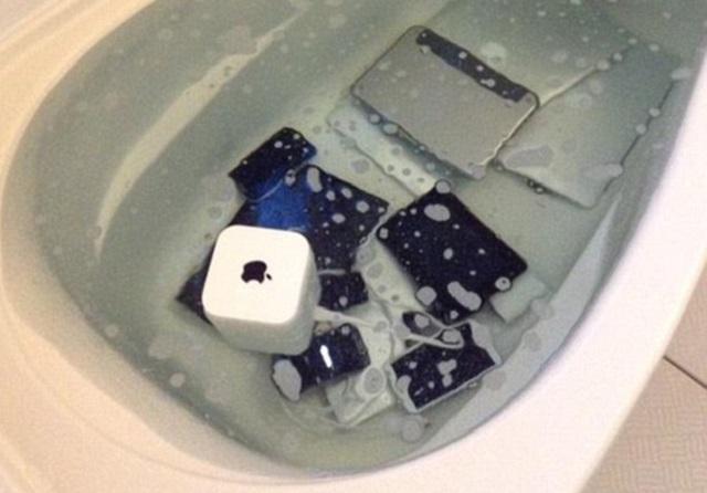 Несчастная любовь погубила десятки устройств Apple