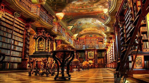 Национальная библиотека Чешской Республики