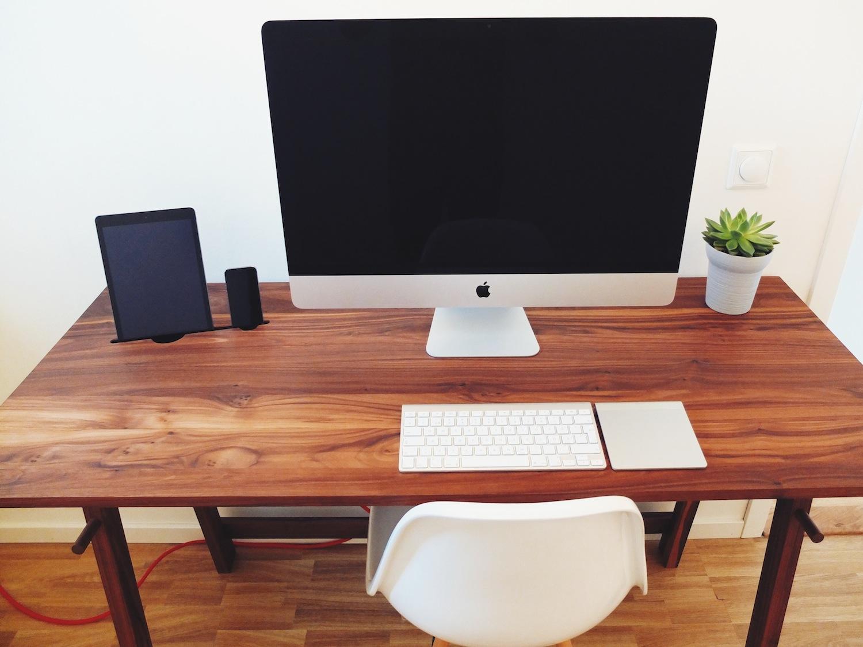 Modern wooden computer tables - magiel.info