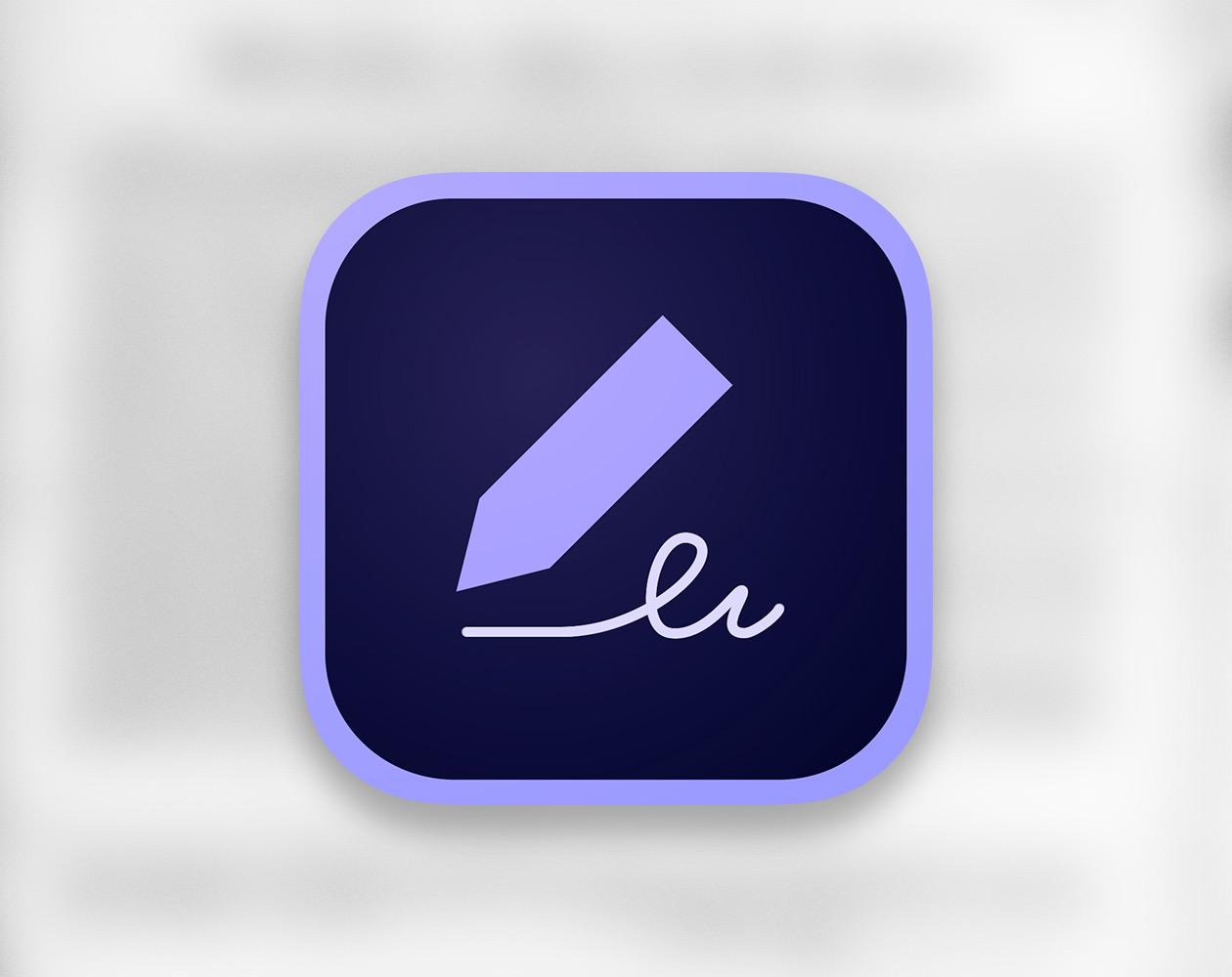 Adobe Fill & Sign —новое приложение для работы с PDF на iPad