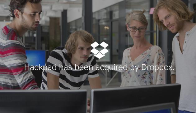 Заметочник для командной работы Dropbox Notes открыл регистрацию на раннее тестирование