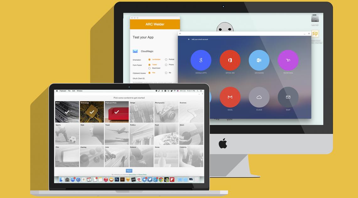 ARC Welder —расширение, которое поможет запустить Android-приложения в Chrome