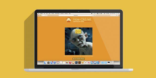 How-Old.net — новинка компании Microsoft, которая определяет ваш возраст по фотографии