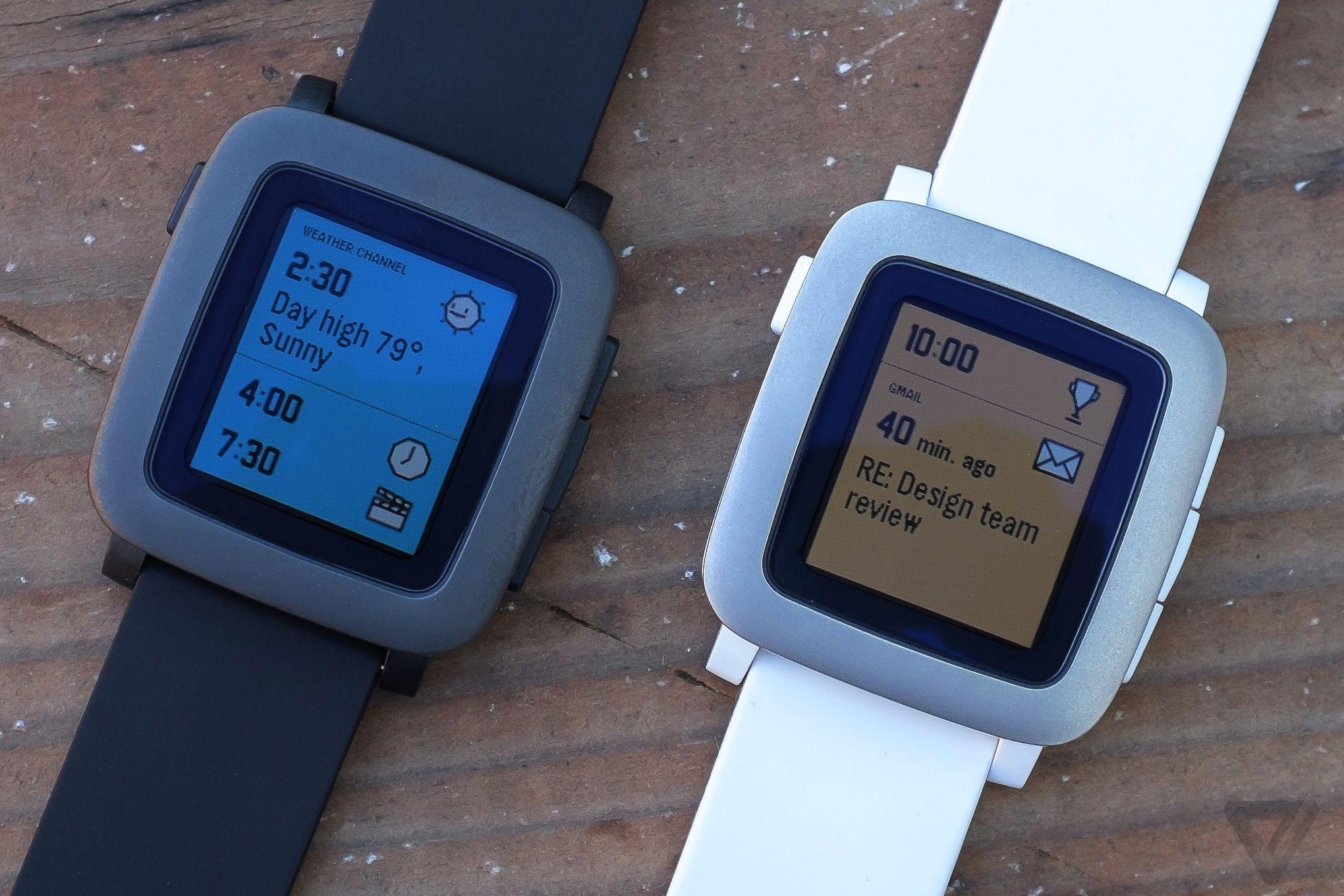 Представители Apple и Pebble заявили о том, что между компаниями нет конфликта