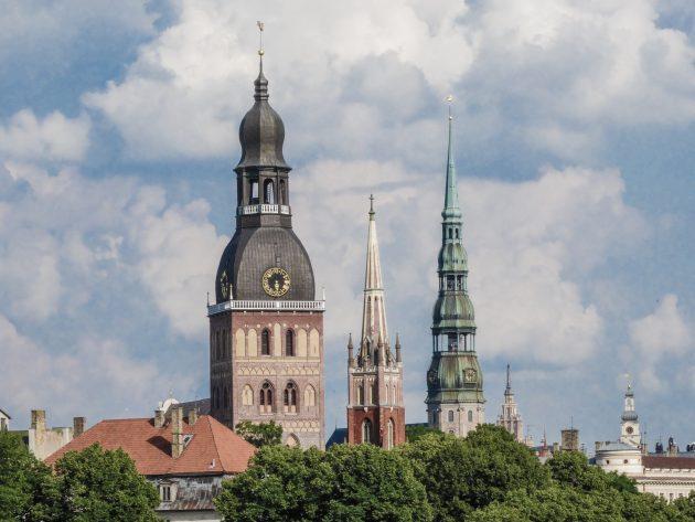 Церковь Святого Петра, Рига