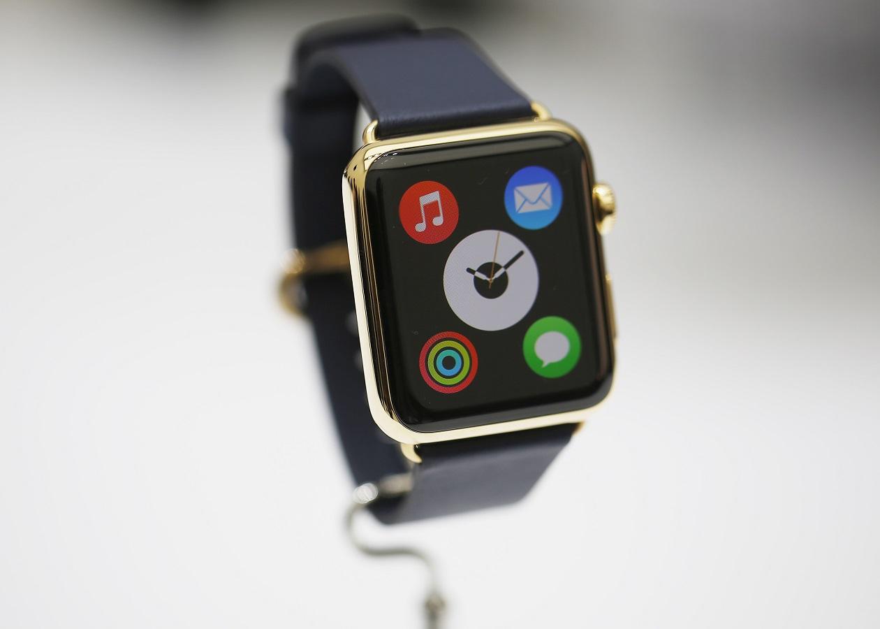 Пользователь Apple Watch создал «идеальный» макет расположения иконок на рабочем столе часов