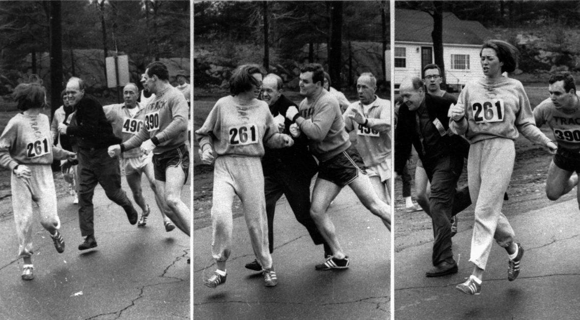 4 правила от первой женщины, пробежавшей Бостонский марафон