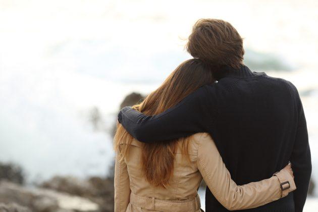 Объятия способствуют выплеску окситоцина