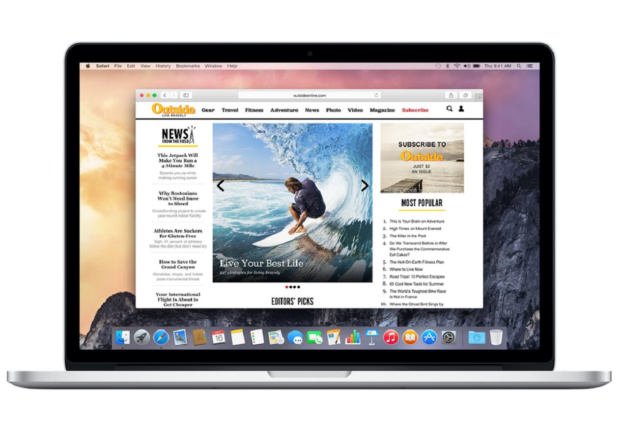 Safari стал вторым по популярности браузером в интернете
