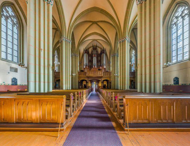 Старая церковь Гертруды, Рига
