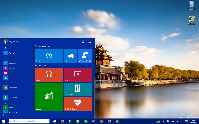 Windows 1 : отзывы зарубежных обозревателей - TUT by