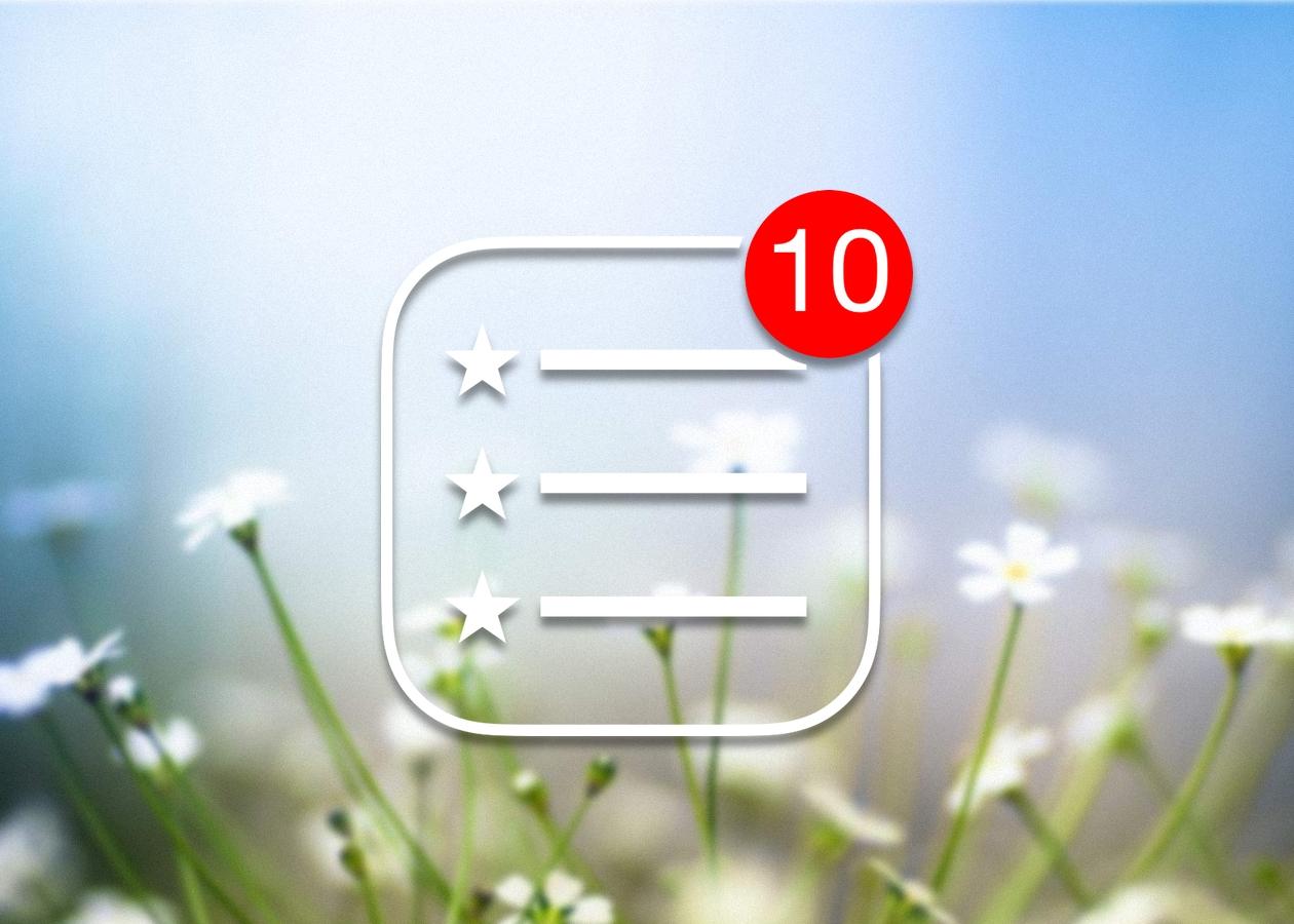 10 лучших приложений апреля