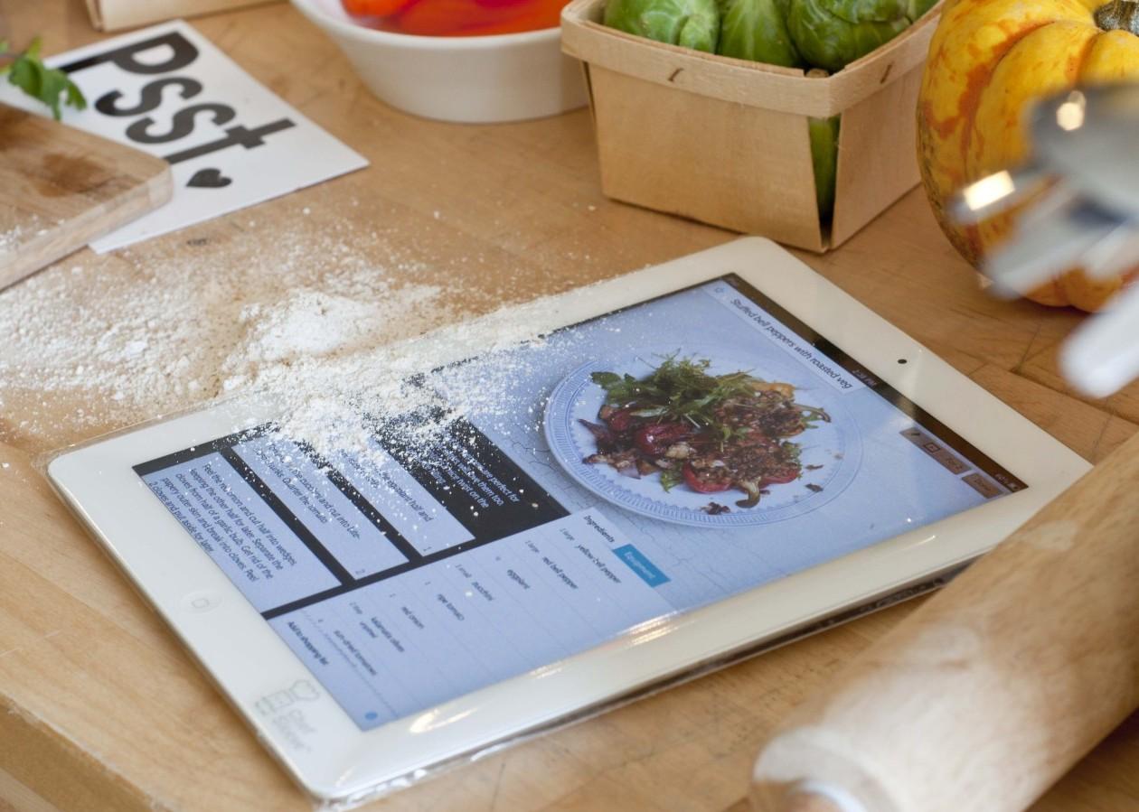 6 лучших кулинарных приложений для iPad