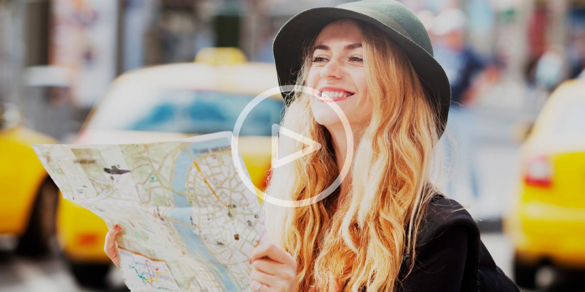 ВИДЕО: Карты, которые ищут не только кратчайший путь, но и приятный