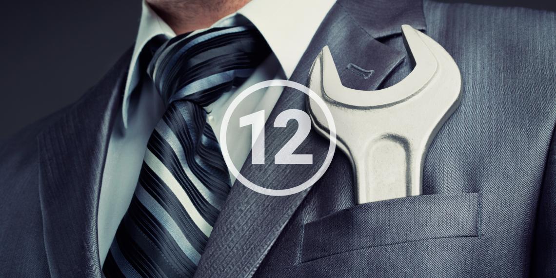 12 инструментов для настоящего мужика
