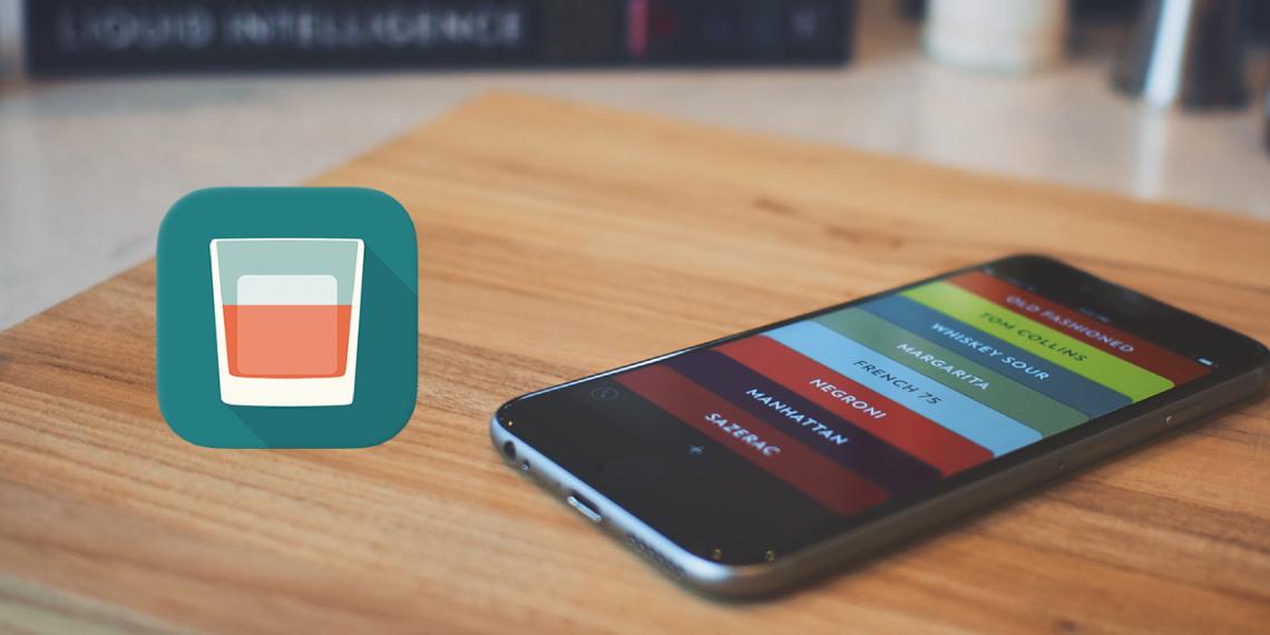 Highball для iOS: рецепты любимых коктейлей в одном приложении
