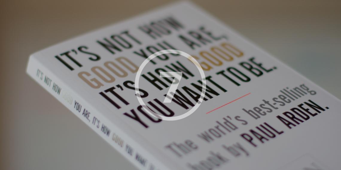 7 секретов успеха от рекламного гения Пола Ардена