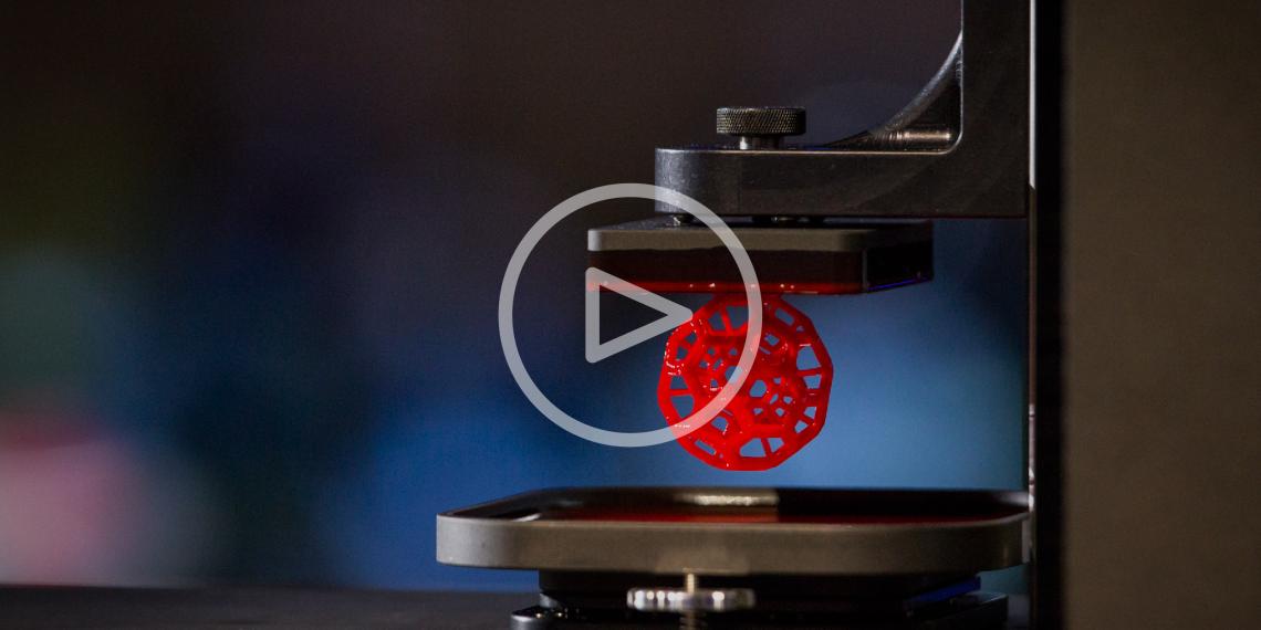 ВИДЕО: Новые технологии 3D-печати, которые найдут применение в производстве и медицине
