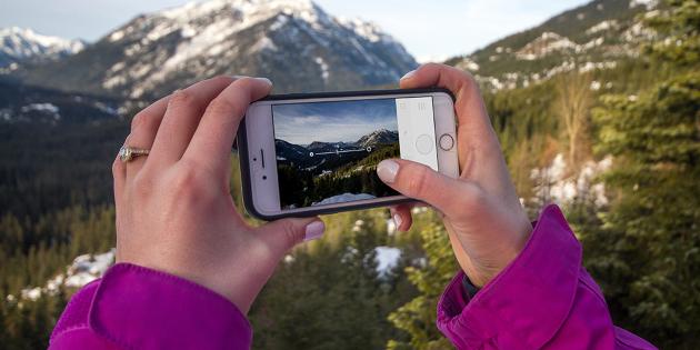 Moment —бесплатная полупрофессиональная камера для iOS