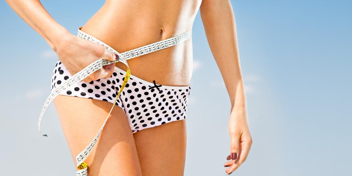 Как быстро похудеть к отпуску