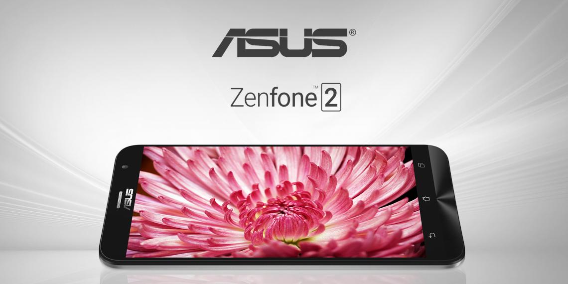 Компания ASUS показала ZenFone 2 — красивый технологичный флагман по приятной цене