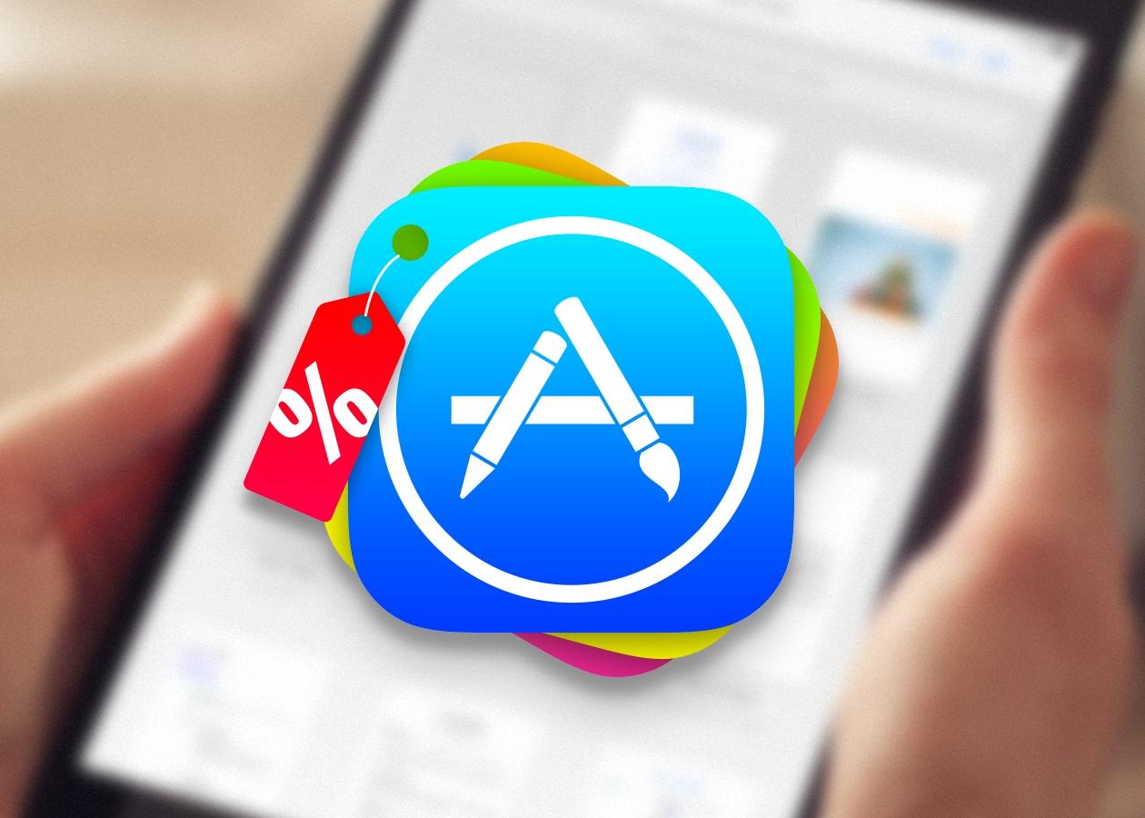 Скидки App Store 22 мая