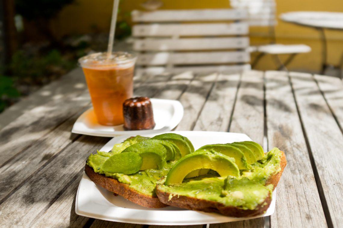 РЕЦЕПТЫ: Завтрак бегуна — тосты с авокадо