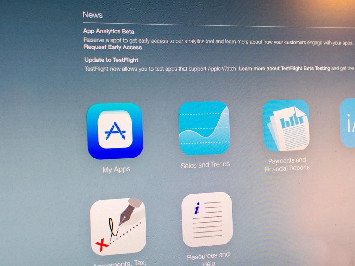 Apple начала тестировать аналитику для App Store