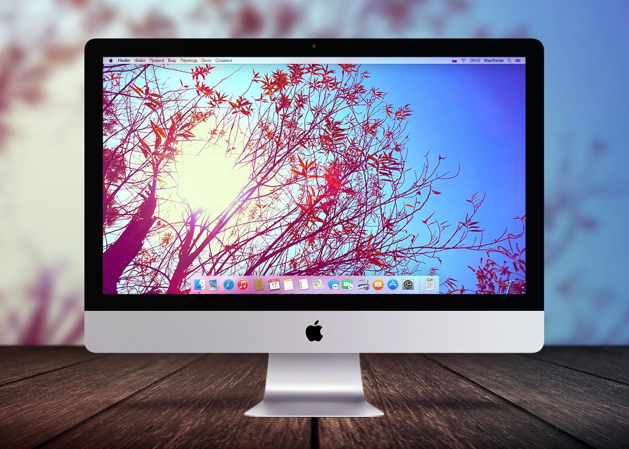 Обои для OS X: Винегрет в стиле «ретина»
