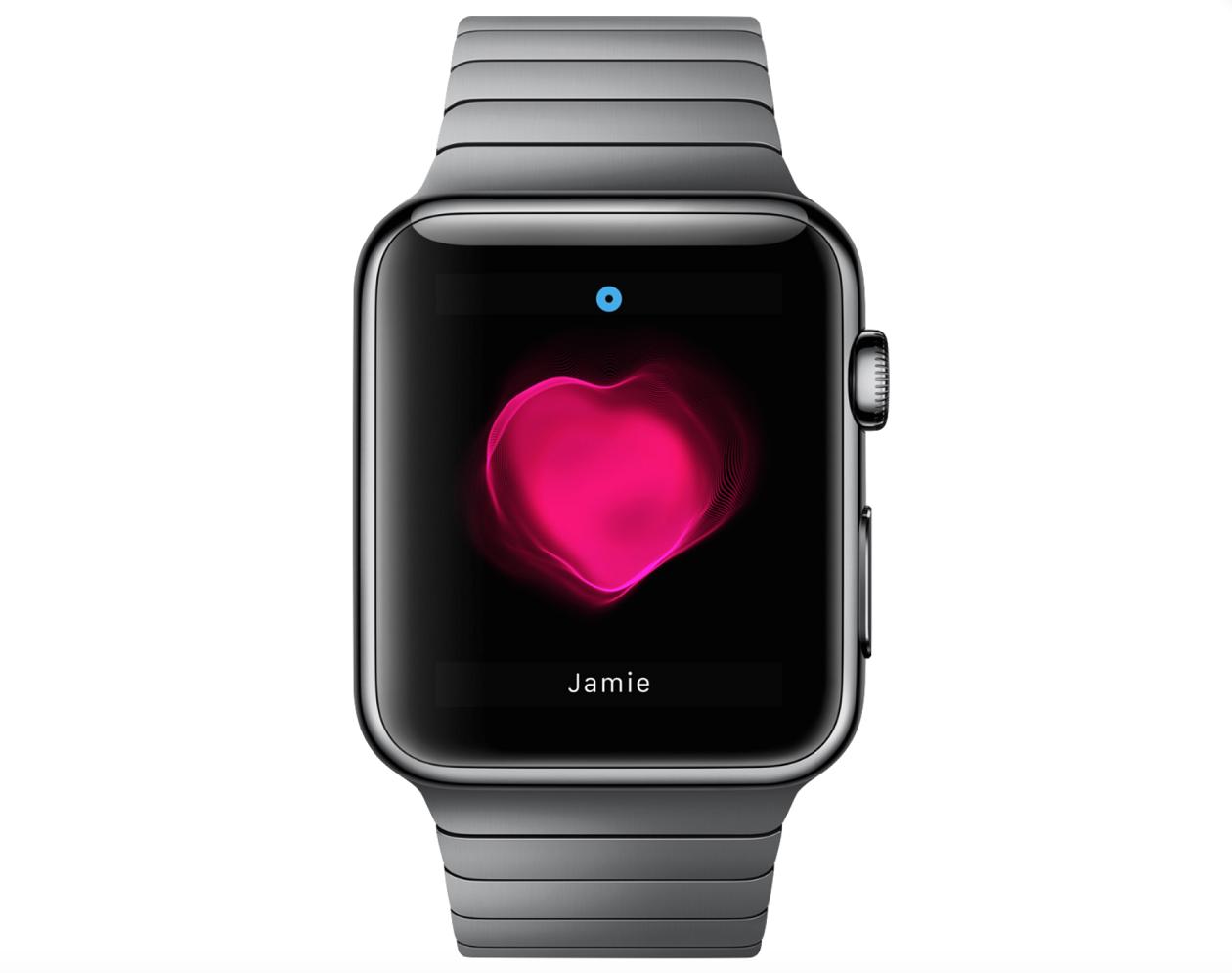 Одинокие владельцы Apple Watch ищут партнёров для обмена сердцебиениями