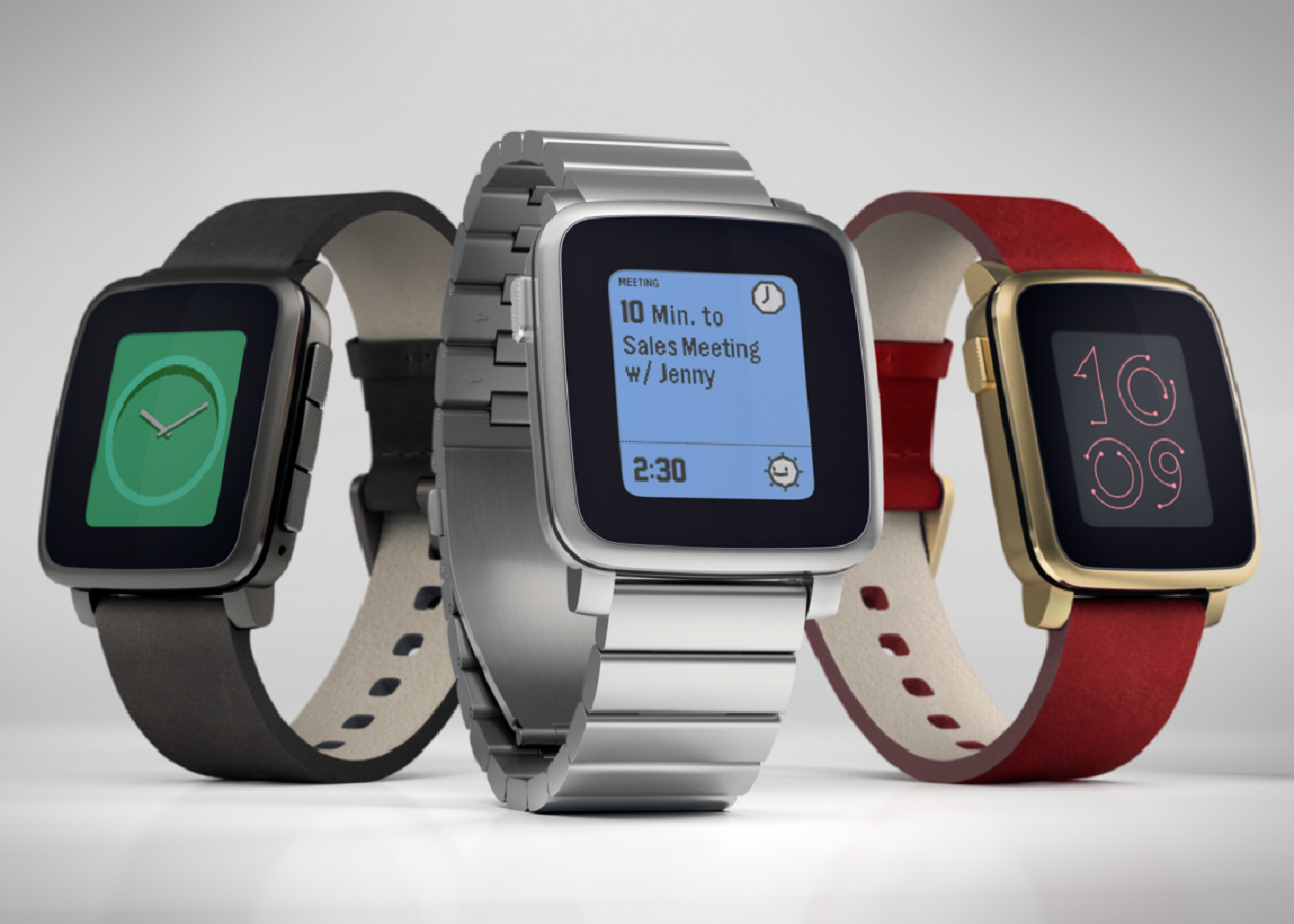 Поставки Pebble Time стартуют 27 мая