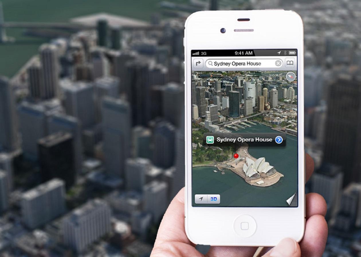 На картах Apple может появиться общественный транспорт