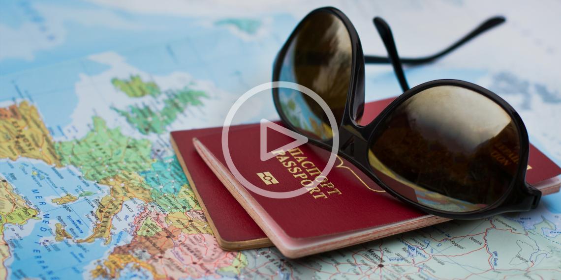 ВИДЕО: Как путешествовать по миру в эконом-режиме. Часть 1